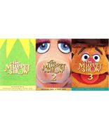 The Muppet Show Complete Series Seasons 1 2 & 3 DVD Sets [New] - $65.67