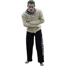 Hot Toys Movie Masterpiece Suicide Squad Joker Arkham Psychiatric Hospit... - $530.19