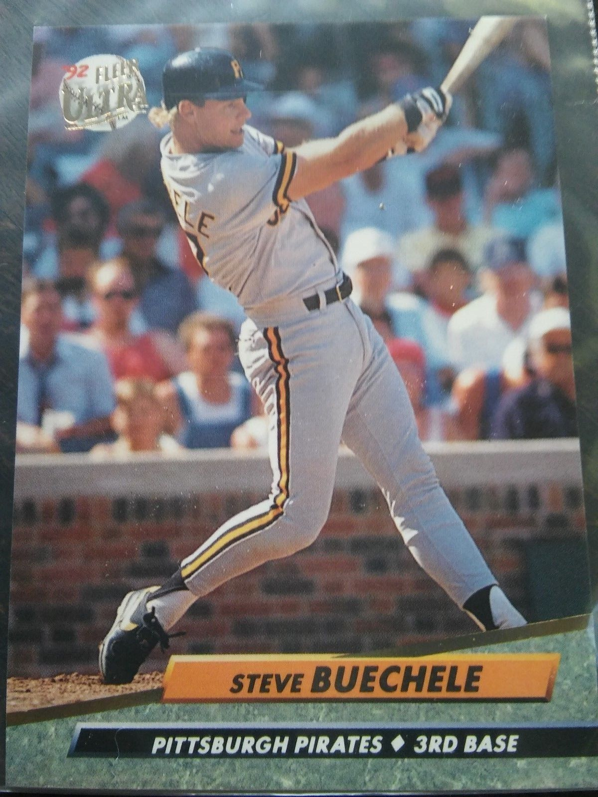 1992 Fleer Ultra 252 Steve Buechele And 50 Similar Items