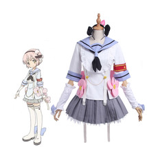 Magical Girl Project Himekawa Koyuki Sailor Suit Dress Uniform Cosplay C... - $45.99