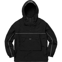 Supreme Split Anorak Jacket Black F/S Fedex - $581.66