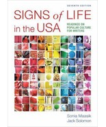Signs of Life in the USA: Readings on Popular Culture for Writers - $15.99