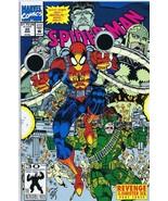 Spiderman #20 ORIGINAL Vintage 1992 Marvel Comics Sinister Six - $13.99