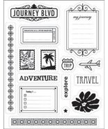 Making Memories Panorama Clear Stamps-15 Pieces - $6.93