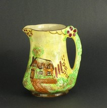 "Vintage Cottage Ware 7"" Pitcher Price Bros. - $12.99"