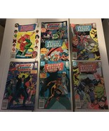 Justice League Of America 235 236 237 238 239 240 242 DC Book Lot Of 7 1... - $11.69
