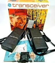General Electric transceiver CB walkie talkie model Y 7010B - $64.34