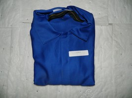 Stanco Safety Products Indura Ike Jacket Royal Blue Size XL FRI624TRB-XL - $138.60