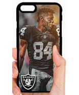 ANTONIO BROWN RAIDERS NFL PHONE CASE FOR iPHONE XS MAX X 8 7 6S 6 6 PLUS... - $14.97