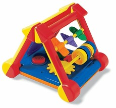 TRY-ANGLE by Discovery Toys Baby Infant Developmental Learning - $45.61