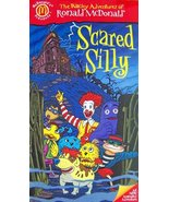 Scared Silly (The Wacky Adventures of Ronald McDonald) [VHS Tape] - $45.53