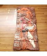 Vintage 1991 Michael Jordan Chicago Bulls All Over Print Jumpman Sleepin... - $51.94