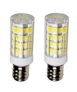 2-Pack HQRP E12 LED Bulb for Brother 634D 934D LS-2125 LX-3125e RS25 VX7... - $12.95
