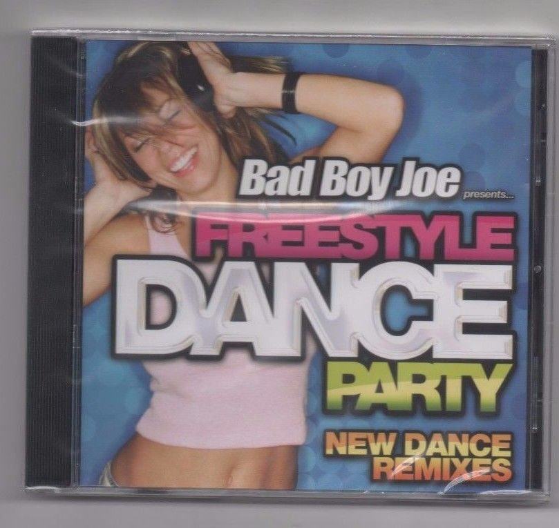 Freestyle Dance Party Mixed By Bad Boy Joe CD George lamond, Cynthia , Nyasia