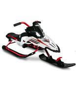 White Red Apex Snow Bike - $337.25