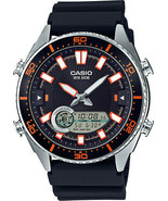 Casio - AMW720-1AV - Men's 'Ana-Digi' Quartz Metal and Resin Casual Watch - $94.00