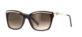 Chopard Sunglasses SCH211S 09XK 55mm Dark Havana w/Brown Gradient Lens S... - $188.09
