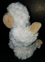 """GANZ Inspirational Lamb 9"""" Plush Sheep Stuffed Animal Toy Praying White Pink image 5"""