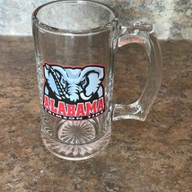 Alabama Crimson Tide 12oz Root Beer Style Glass Mug NCAA National Champions - $19.78