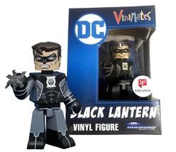 "DC Vinimates Black Lantern Vinyl 4"" Figure Walgreens Exclusive Mint in Box - $7.88"