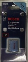 "Bosch HSM100 1"" 25mm Bi-Metal Hole Saw For Sheet Metal - $2.97"