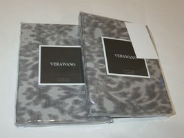 2 Vera Wang Degrade Damask standard shams  - $106.65