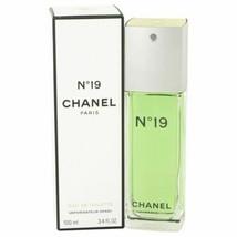 CHANEL 19 by Chanel Eau De Toilette Spray 3.4 oz for Women - $179.09
