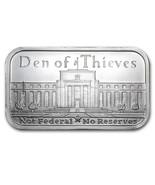1 oz Silver Shield Bar - Den of Thieves - €21,12 EUR