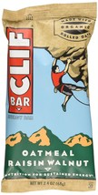 Clif Bar Energy Bar, Oatmeal Raisin Walnut, 2.4-Ounce Bars, 12 Count (Pa... - $45.59