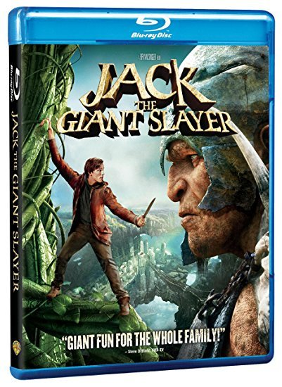 Jack the Giant Slayer [Blu-ray+DVD]