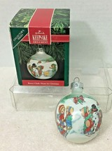 1991 Betsey Clark #6 Hallmark Christmas Tree Ornament MIB Price Tag Q3 - $28.22