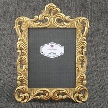 Baroque Gold openwork 8 x 10 frame from gifts by fashioncraft  - $25.99