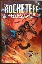 The Rocketeer Adventure Magazine #3 Dave Stevens (1995) Dark Horse Comics Fine - $9.89