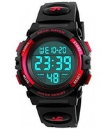 Kids Digital Watch, Boys Sports Waterproof Led Watches With Alarm Wrist... - £25.86 GBP