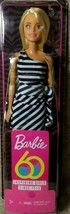"BARBIE  11"" Celebration Doll ""60 Years Inspiring Girls Since 1959"" Remin... - $19.00"