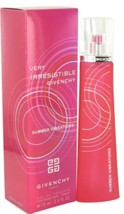 Givenchy Very Irresistible Summer Vibrations EDT Spray 2.5 oz Women - $38.49