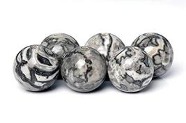 90/45 Pcs - 4MM Gray Crazy Lace Jasper Beads Grade Round Genuine Natural... - $7.11