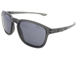 New Oakley  Enduro Matte Grey Smoke w/Grey 9223-09 - $88.15