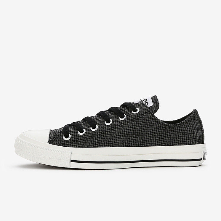 CONVERSE ALL STAR CLCHECK OX Dark Gray Chuck Taylor Japan Exclusive