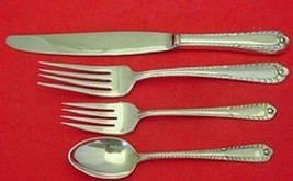 Gadroon By International Sterling Silver Regular Size Place Setting(s) 4pc - $178.70