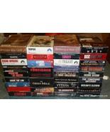 Lot Of 35 VHS Movies Action Harrison Ford De Niro Tom Cruz Eastwood + MO... - $38.79