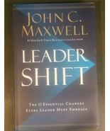Leader Shift -The 11 Essential Changes Every Leader Must Embrace- JOHN C... - $11.71
