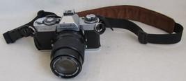 Vintage Minolta XD-11 Chrome SLR 35mm Film Camera w/MD Celtic 135mm Lens... - $128.69