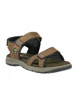 TIMBERLAND MEN'S GOVERNOR'S ISLAND ADVENTURE SANDALS SIZE 13 - $49.53