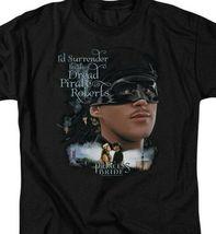 "The Princess Bride t-shirt ""I'd Surrender"" retro 80's movie graphic tee PB158 image 3"