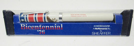SHEAFFER KALEIDOSCOPE BICENTENNIAL '76 PEN ROCK ISLAND ARSENAL C U PEN  -B - $9.99