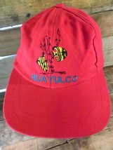HUATULCO Mexico (Fish Embroidered) Resort Adjustable Adult Hat Cap  - $6.67