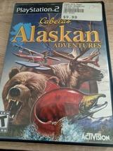 Sony PS2 Cabela's Alaskan Adventures image 1