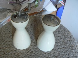 Lenox Weatherly salt mill and pepper mill 1 available - $112.81