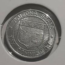 1939 ARIZONA  ARIZONA STATE TAX COMMISSION 1 SALES TAX PAYMENT COIN C1-168 - $8.90
